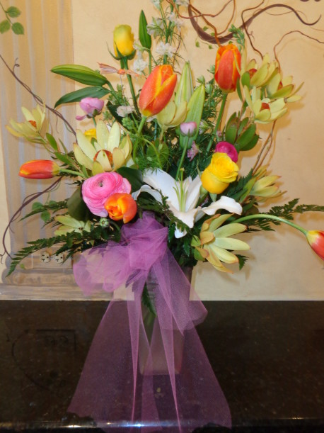 florist in plainfield