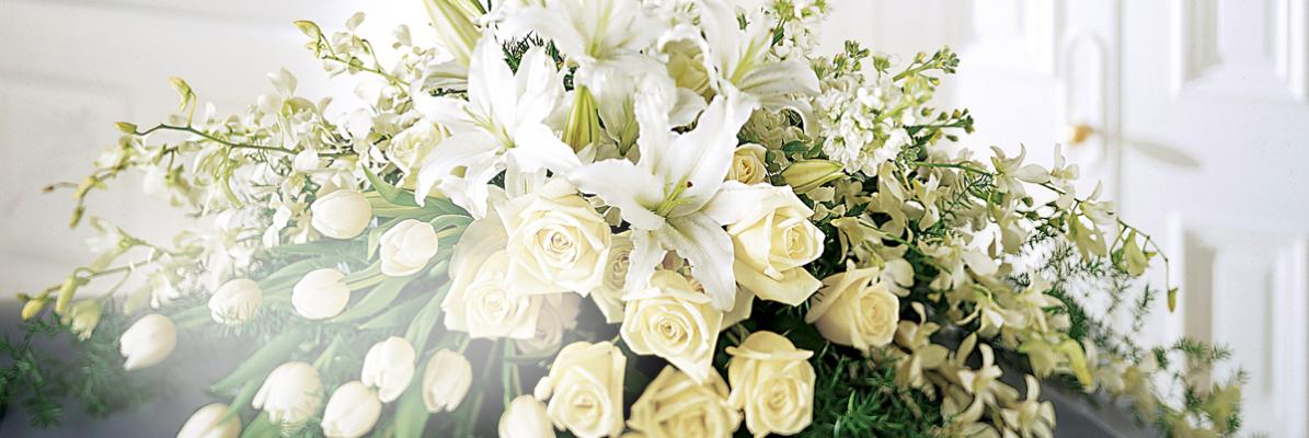 Green village flowers funeral flowers florist in plainfield