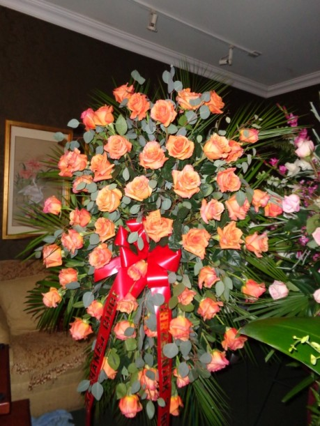 Orange Roses Eases