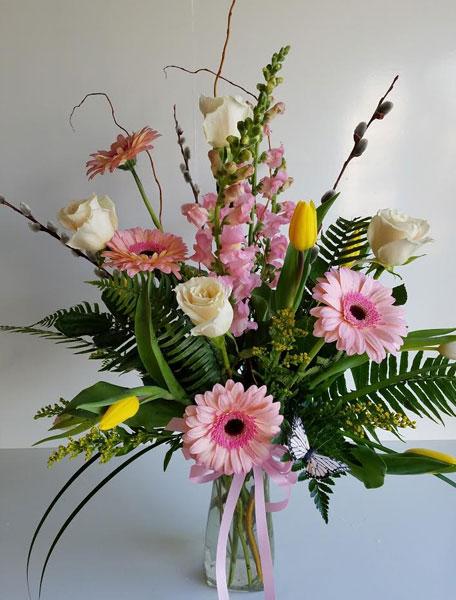 mom's garden flowers